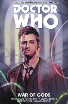 Doctor Who: War of Gods Volume 7 av Nick Abadzis (Heftet)