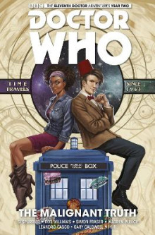 Doctor Who: The Eleventh Doctor av Simon Spurrier og Rob Williams (Heftet)