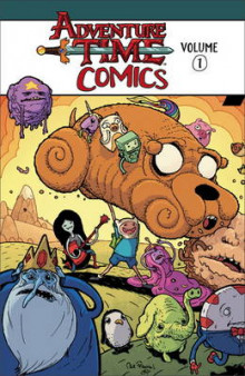 Adventure Time Comics: Volume 1 av Katie Cook, Art Balthazar, Tony Millionaire, Box Brown, Marguerite Sauvage, Nicole Andelfinger, Veronica Fish og Titan Comics (Heftet)