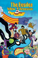 Omslag - The Beatles Yellow Submarine
