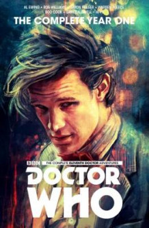 Doctor Who: The Eleventh Doctor Complete Year One av Al Ewing (Innbundet)