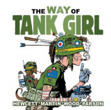 Omslag - The Way of Tank Girl