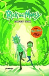 Rick and Morty Hardcover Volume 1 av Zac Gorman (Innbundet)