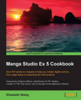 Omslag - Manga Studio Ex 5 Cookbook