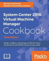 Omslag - System Center 2016 Virtual Machine Manager Cookbook,
