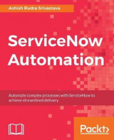 Omslag - ServiceNow Automation
