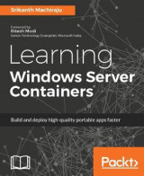 Omslag - Learning Windows Server Containers