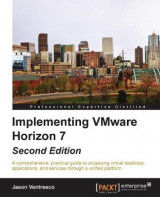 Omslag - Implementing VMware Horizon 7