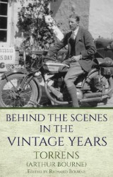 Omslag - Behind the Scenes in the Vintage Years