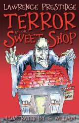 Omslag - Terror at the Sweet Shop