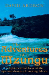 Omslag - The Adventures of a Mzungu