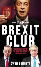 Omslag - The Brexit Club