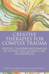 Omslag - Creative Therapies for Complex Trauma