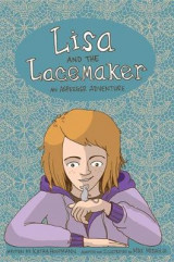 Omslag - Lisa and the Lacemaker - The Graphic Novel