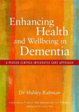 Omslag - Enhancing Health and Wellbeing in Dementia