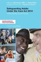 Omslag - Safeguarding Adults Under the Care Act 2014