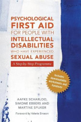 Omslag - SOS: Psychological First Aid for People with Intellectual Disabilities After Sexual Abuse