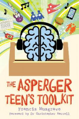 Omslag - The Asperger Teen's Toolkit
