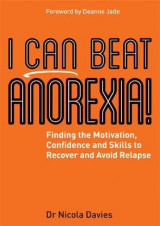 Omslag - I Can Beat Anorexia!