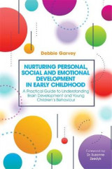 Omslag - Nurturing Personal, Social and Emotional Development in Early Childhood