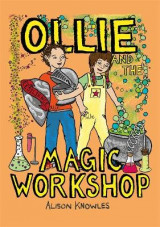 Omslag - Ollie and the Magic Workshop