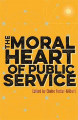 Omslag - The Moral Heart of Public Service