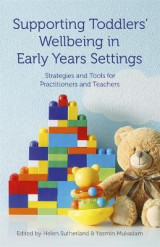 Omslag - Supporting Toddlers' Wellbeing in Early Years Settings