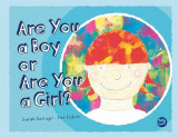 Omslag - Are You a Boy or are You a Girl?