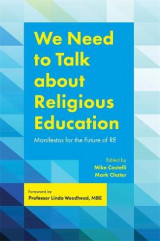 Omslag - We Need to Talk about Religious Education