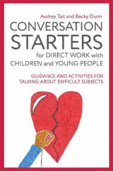 Omslag - Conversation Starters for Direct Work with Children and Young People