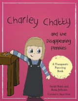 Omslag - Charley Chatty and the Disappearing Pennies