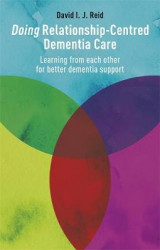 Omslag - Doing Relationship-Centred Dementia Care