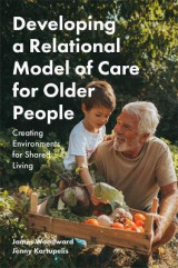 Omslag - Developing a Relational Model of Care for Older People