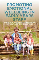 Omslag - Promoting Emotional Wellbeing in Early Years Staff