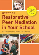 Omslag - How to Do Restorative Peer Mediation in Your School