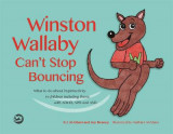 Omslag - Winston Wallaby Can't Stop Bouncing