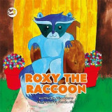 Omslag - Roxy the Raccoon