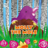 Omslag - Molly the Mole