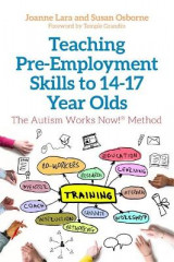 Omslag - Teaching Pre-Employment Skills to 14-17-Year-Olds