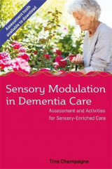 Omslag - Sensory Modulation in Dementia Care