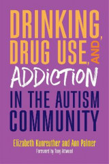 Omslag - Drinking, Drug Use, and Addiction in the Autism Community