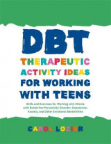 Omslag - DBT Therapeutic Activity Ideas for Working with Teens