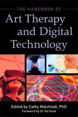 Omslag - The Handbook of Art Therapy and Digital Technology