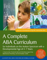 Omslag - A Complete ABA Curriculum for Individuals on the Autism Spectrum with a Developmental Age of 4-7 Years
