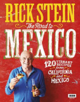 Omslag - Rick Stein: The Road to Mexico