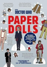 Omslag - Doctor Who Paper Dolls