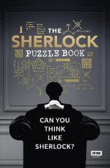 Omslag - Sherlock: The Puzzle Book