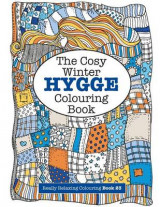 Omslag - The Cosy Hygge Winter Colouring Book