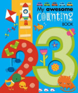 Omslag - My Awesome Counting Book