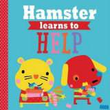 Omslag - Playdate Pals: Hamster Learns to Help